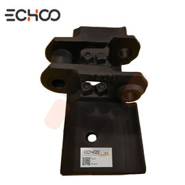 قطعات Echoo 101.6 Pitch Track Chain Mini Excavator Undercarriage Parts لینک و کفش Vio30 B3 Pc35 Ex30 TB125 R35 SK30